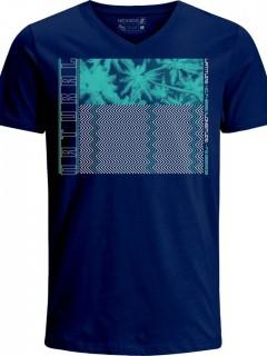 Camiseta para Niño en Tejido de Punto 100% Algodón Peinado Abierto Manga Corta  Nexxos 45260