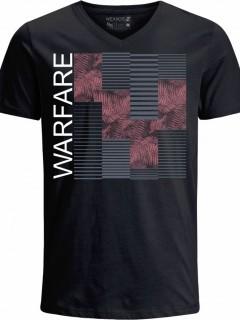 Camiseta para Hombre en Tejido de Punto 100% Algodón Tubular Nexxos 39459