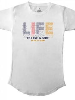Camiseta para Niño de Esmerilado Colepato Manga Corta Nexxos 45183