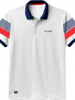 Camiseta para Niño tipo Polo en Tejido Fraccionado Pique 96% Algodón 4% Elastano Manga Corta Nexxos 45193