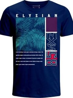 Camiseta para Niño en Tejido de Punto 100% Algodón Tubular Nexxos 45229