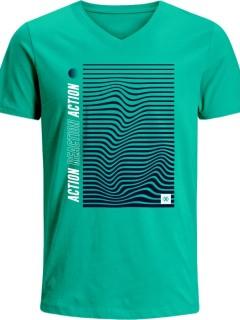 Camiseta para Niño en Tejido de Punto 100% Algodón Tubular Nexxos 45246